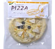 チーズ屋さんのピザ